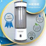 Портативный генератор водородной воды Hebe EGP-1000